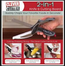 Clever Cutter 2-in-1 Food Chopper As seen on TV #A29