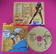 CD Black Out Libera La Musica!Compilation NEFFA CASINO ROYALE no mc dvd vhs(C39)