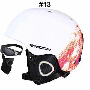 Skiing Helmet Autumn Winter Adult and Children Snowboard Skateboard Equipment