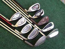 Huge Golf Club Lot Wedge Lot TaylorMade Ping Callaway King Cobra Vokey All Mens