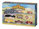Bachmann N Yard Boss Train Set USRA With Santa Fe Steam 0-6-0 Engine BAC24014