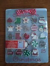 Hallmark Advent Calendar Countdown To Christmas Cookie Sheet Magnetic 2010