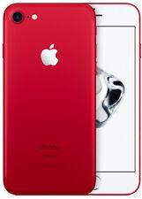APPLE IPHONE 7 128GB RED, ROSSO COMPLETO DI ACCESSORI GARANZIA GRADO B