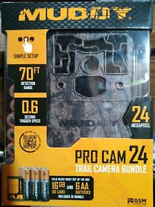 Muddy Pro Cam 24MP with Battery and SD Card MUD-MTC800K