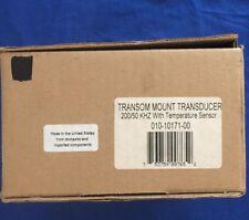 Garmin P52 Transom Mount Transducer P/N 010-10171-00