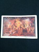 Postcard CA 1906 San Francisco Disaster Earth quake & Fire 1908 Postmark