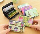 Fashion Women Lady Cute Purse Clutch Wallet Short Small Bag Card Holder Gifts