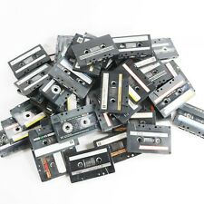 47 TDK Type 2 II Cassette Tapes Used - SA 90, SD 90, HX-S 90