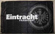 Eintracht Frankfurt 90 cm  x 150 cm mit Ösen Flagge Fahne NEU !Siehe Bild !