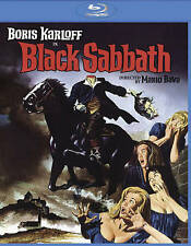 Black Sabbath (Blu-ray Disc, 2015) MARIO BAVA Boris Karloff