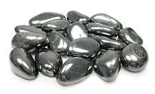 TUMBLED - (1) LG/XL HEMATITE Crystal w/ Description Card - Healing Reiki Stone