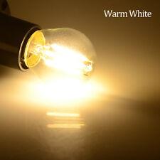 E27 G45 Dimming Retro Filament LED Bulb Candle Spot Light Lamp 2W4W6W 110V 220V