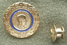 Pre Owned. Masons Lapel Badge and Medal Ribbon.