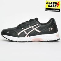 Asics Gel Escalate Womens Running Shoes Workout Fitness Gym Trainers Black