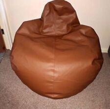 Large Bean Bag Footstool Gamer Beanbag Adult Outdoor Gaming Garden Big Arm Chair