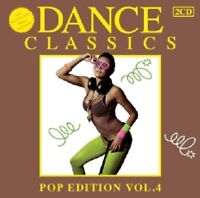 DANCE CLASSICS POP EDITION VOL.4 2 CD NEU SCRITTI POLITTY/ANIMOTION/PROPAGANDA