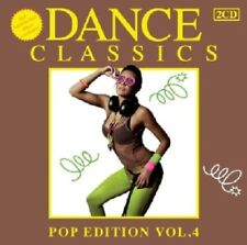 DANCE CLASSICS POP EDITION VOL.4 2 CD NEUF SCRITTI POLITTY/ANIMOTION/PROPAGANDA