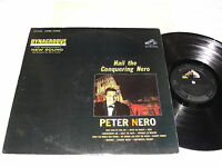 """Peter Nero """"Hail The Conquering Hero"""" 1963 Jazz LP, VG+, Stereo, RCA #LSP-2638l"""