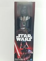"NEW STAR WARS REVENGE OF THE SITH DARTH VADER 12"" ACTION FIGURE DISNEY"