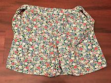 CATH KIDS KIDSTON Blue Floral Shorts Girls 5 6 LONDON UK