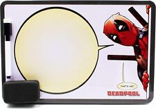Deadpool Draw & Erase Activity Boards with Marker & Duster