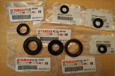Genuine Yamaha TZR125 TD125R SDR200 Complete Engine Oil Seal Set