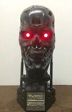 Sideshow Terminator T-700 Endoskeleton 1:1 Scale Bust Figure Statue