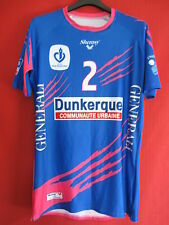 Maillot VOLLEY BALL Dunkerque Porté n° 2 Maxime Godefroy Vintage BE - L