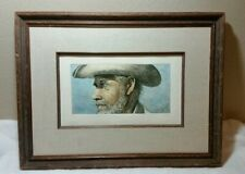 """Dale Rayburn Hand SIGNED Etching Numbered 87/150 """"Daydreams"""" 27x21"""""""