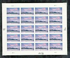 Us #4374 Mnh, Alaska Statehood Sheet, Fv $8.40 (2009)