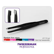 Tweezerman Professional Slant Tweezerette 1110-CP Variety Color