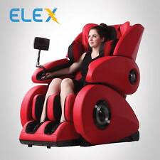 New 3D MASSAGE CHAIR ZERO  GRAVITY MUSIC FULL BODY MASSAGER DREAM model