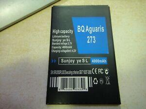 BATERIA BQ AQUARIS 273GB/T 18287-2000 USED SACADO DE MOVIL