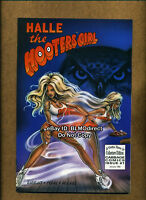 1998 Halle The Hooters Girl #1 Recalled Edition NM Rare 1st Print First Error