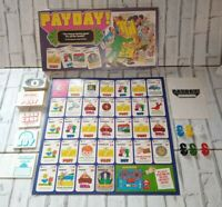 "Vintage ""PAYDAY"" 1st Edition family board game. By Palitoy 1976 - Complete"