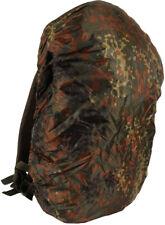 Flecktarn Rucksack Cover up to 130 Litres - 100% Polyester, Lightweight