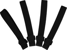 MAXPEDITION TAC TIE STRAP SET OF FOUR - 3 INCH - BLACK, MX9903B