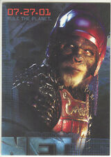 Planet of the Apes (2001) - Promo Card #2 of 4