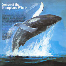 Songs of the Humpback Whale [BGO] by Various Artists (CD, Apr-2001, Beat Goes...