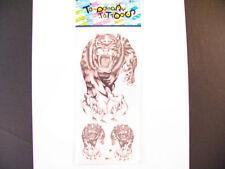 Temporary Tatto - Tiger (7 x 3.5)