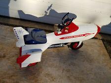 Vintage Murray Atomic Missile Pedal Car Rare