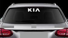 Rear Window Sticker fits KIA Vinyl Decal Emblem Sticker Logo RW38