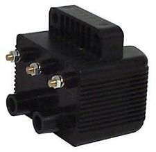 HARLEY SINGLE FIRE 40KV COIL. 2.4 OHM. OEM MOUNT. SUIT SINGLE FIRE IGN ONLY.