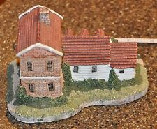 Vintage Old House figure Possibly Norman Rockwells Main Street Collection ? Igi