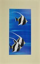 """Morish Idols Matted Print 12"""" x 19"""" , Australian Marine Animals"""