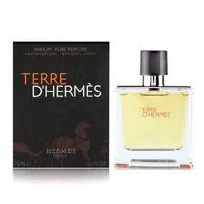 Terre D'Hermes By Hermes Men 2.5 OZ 75 ML Pure parfum Spray Nib Sealed