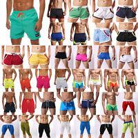 Men Quick-Dry Beach Surf Board Trunks Briefs Swimming Swim Shorts Pants Swimwear