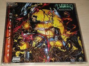 Twiztid - Mostasteless Island Re-Release CD 1999 insane clown posse dark lotus