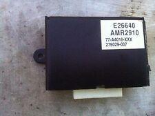 1998 range rover p38  rear audio amp