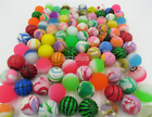 Hot 10*Bouncy Balls Rubber Bouncing Colourful Super Jet Ball Kids Party Gifts